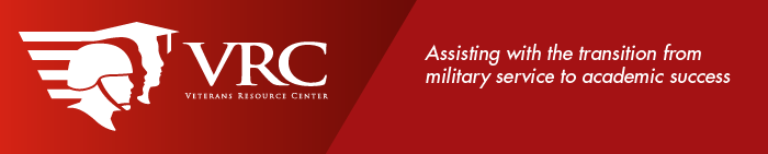 Veterans Resource Center: Assisting with the transition from military service to academic success